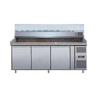 Стол холодильный для пиццы Koreco SPZ 3600 TN