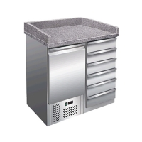 Стол холодильный для пиццы Koreco SPZ 4001