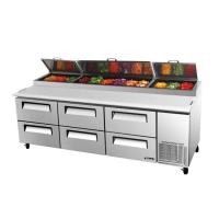 Стол для пиццы Turbo air FPT-93-2D-6
