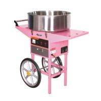 Аппарат для приготовления сахарной ваты STARFOOD с тележкой (диам.720мм)