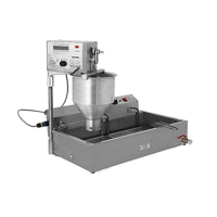 Аппарат для приготовления пончиков Sikom ПРФ-11/300AD
