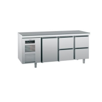 Стол с охлаждаемым шкафом SAGI KUJB4M