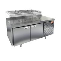 Холодильный стол Hicold GN 11/TN LT SH