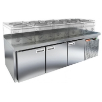 Холодильный стол Hicold GN 111/TN LT SH