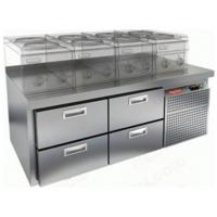 Холодильный стол Hicold GN 22/TN LT SH
