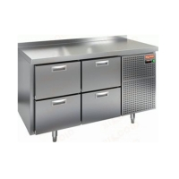 Холодильный стол Hicold GN 22/BT LT