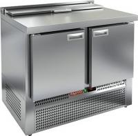 Стол холодильный для салатов SLЕ1-11/GM