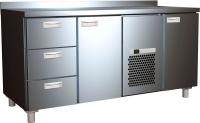 Холодильный стол ТМ ROSSO 3GN/NT Carboma 333