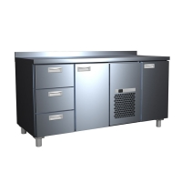 Холодильный стол ТМ ROSSO 3GN/NT Carboma 131