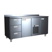 Холодильный стол ТМ ROSSO 3GN/NT Carboma 313
