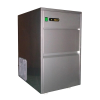 Льдогенератор кускового льда GASTRORAG DB-26