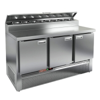 Холодильный стол Hicold PZE2-111/GN (1/6H)