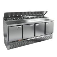 Холодильный стол Hicold PZE2-1111/GN (1/6H)