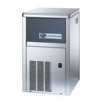 Льдогенератор кубикового льда NTF SL 60A