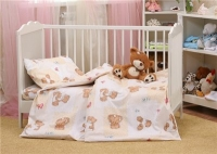 Комплект детского постельного белья — бязь набивная  (Пакистан)