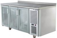 Холодильный стол polair TD3-G