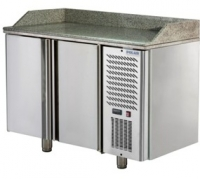 Холодильный стол polair TM2pizza-G