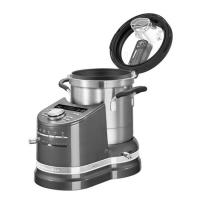 Кухонный процессор KitchenAid 5KCF0103EMS серебряный медальон