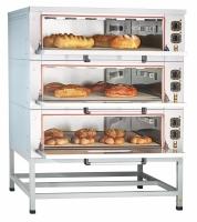 Пекарский электрический шкаф ЭШП-3-01