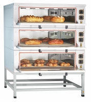 Шкаф пекарский электрический ЭШП-3 подовый