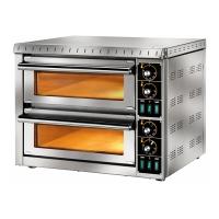 Печь для пиццы MD 44 TR 400 TOP