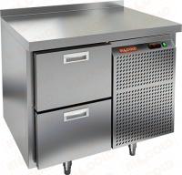 Холодильный стол Hicold SN 2/TN