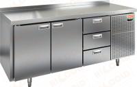 Холодильный стол Hicold SN 113/TN