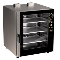 Пароконвектомат Apach A1/10HD газ/Автомойка/USB