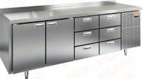 Холодильный стол Hicold GN 1133/TN