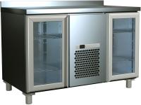 Холодильный стол ТМ ROSSO SL 2GNG Полюс