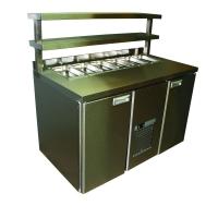 Холодильный стол ТМ ROSSO Надстройка 3GN