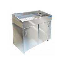 Стол-тумба для выкладки соков на льду Техно-ТТ СП-534/1500