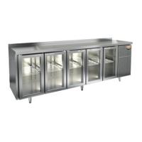 Холодильный стол Hicold GNG 11111 BR3 HT