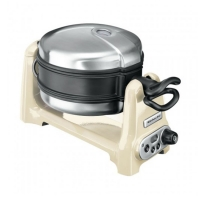 Вафельница KitchenAid 5KWB110EAC кремовая