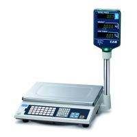 Весы торговые Cas AP-6 EX
