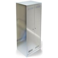 Шкаф закрытый для одежды Техно-ТТ СТК-162/600