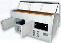 Витрина холодильная среднетемпературная ВСнР-1-З-01