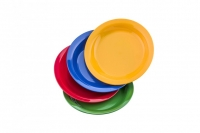 Плоская тарелка 23 см.