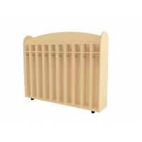 Шкаф для полотенец напольный 2-х сторонний